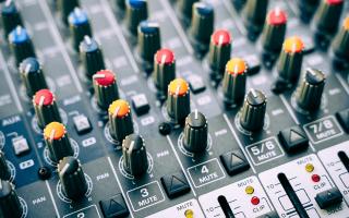 DJ наушники