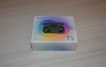 QCY T5 – обзор TWS наушников