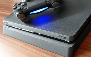 Подключение наушников в PS4
