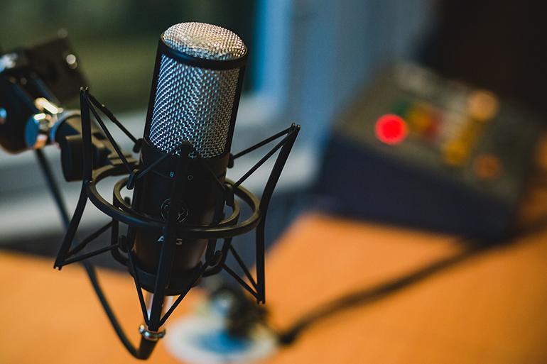 Громкость микрофона